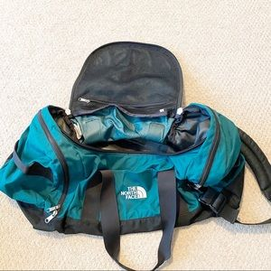 Vintage The North face duffle